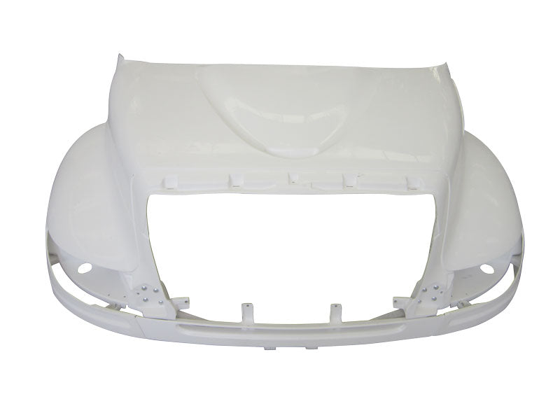 International 4400 Hood 2002-2010 - Big Truck Hoods