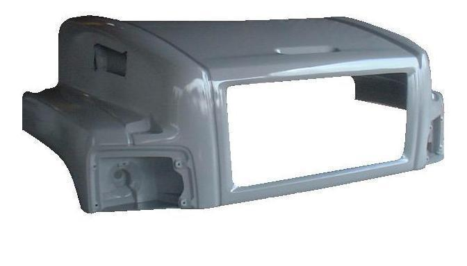 GMC 6500 / 7500 / 8500 New Aftermarket Hood