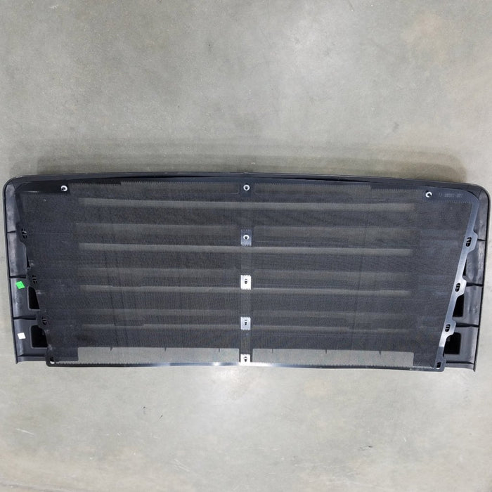 Freightliner 114SD OEM Take Off Grill 4 Louvers With Winter Front Snaps and NO Chrome - Big Truck Hoods