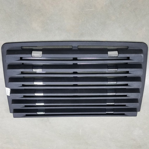 Freightliner 114SD OEM Take Off Grill 6 Louvers With Chrome - Big Truck Hoods
