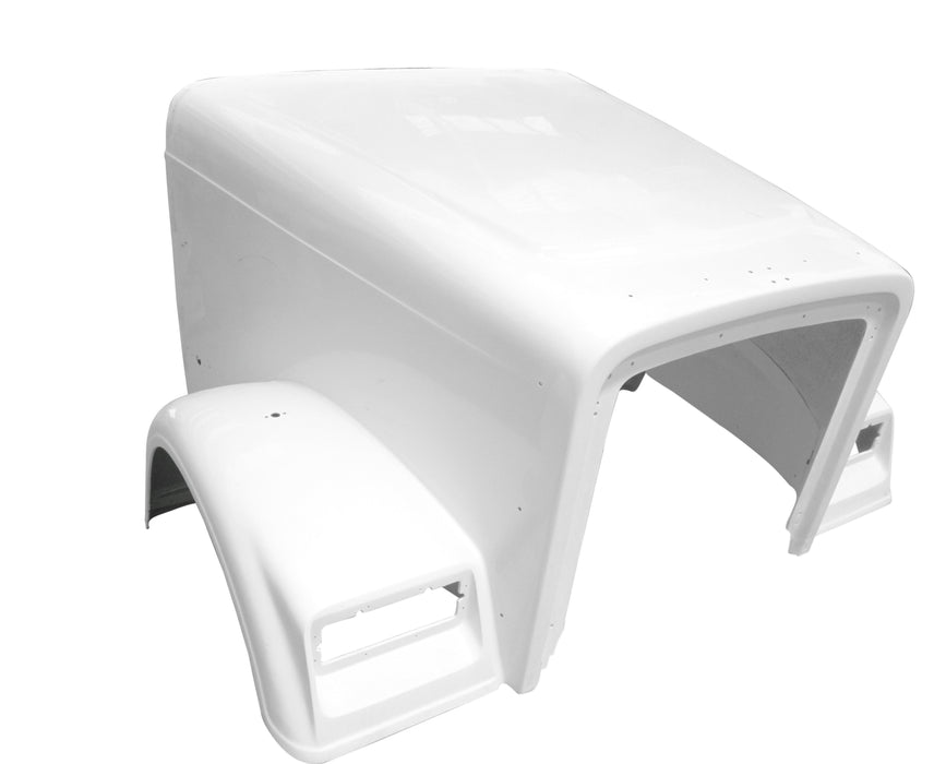 Freightliner Classic XL 132 Hood 03 & Up New Aftermarket - Big Truck Hoods