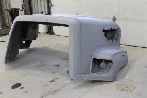 Freightliner 114SD Hood OEM Take Off Set Back Axle 1603 - Big Truck Hoods