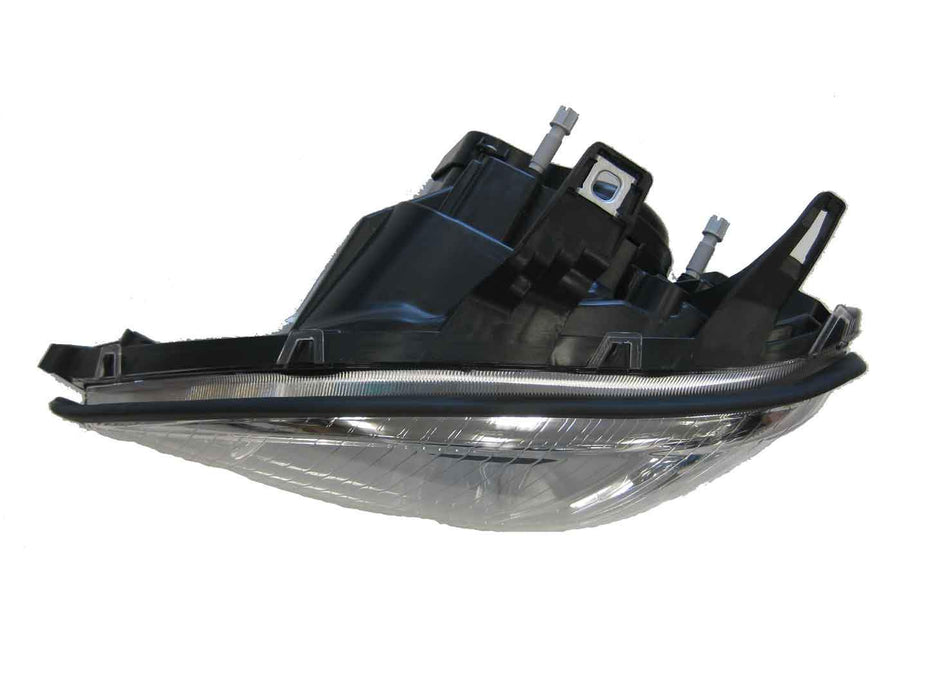 Freightliner Columbia Headlight Assembly Drivers Side New Aftermarket - Big Truck Hoods