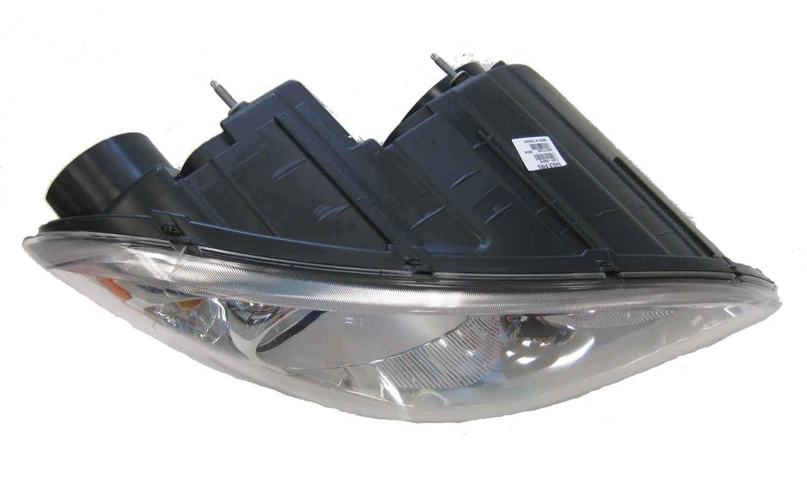 Freightliner Cascadia  Headlight Assembly Passenger Side New Aftermarket 2008- up # A06-51907-007, A06-51907-003. - Big Truck Hoods