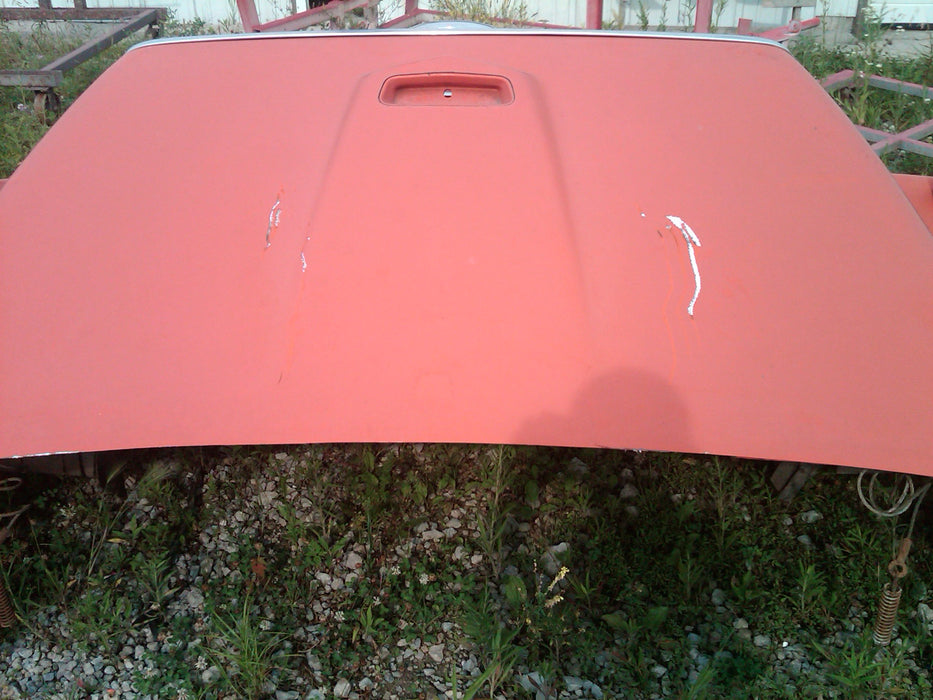 Ford L9000 L8000 Used Hood - Big Truck Hoods