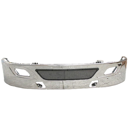 International ProStar SS Clad Alumium    Bumper - Big Truck Hoods