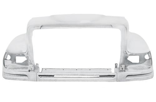 International 7600 & 7700 New Aftermarket Hood - Big Truck Hoods
