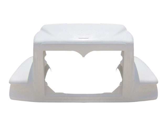 International 9400I Hood New Style Curved Windshield - Big Truck Hoods