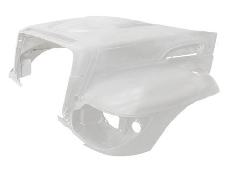 International 7300, 7400, & 7500 New Aftermarket Hood - Big Truck Hoods