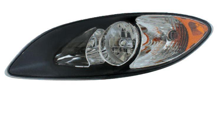 International Prostar Drivers Side Headlight Assembly - Big Truck Hoods
