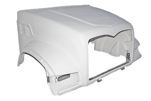 Mack Granite CTP713 SFA New Aftermarket Hood - Big Truck Hoods