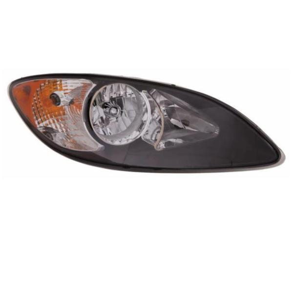 International Prostar New Aftermarket Passenger Side Headlight Assembly - Big Truck Hoods