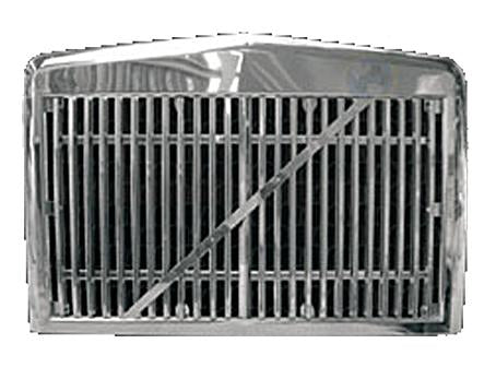 Volvo WIA Stainless Steel Grill - Big Truck Hoods