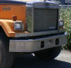 Big Truck Hoods offers the Autocar A4600090001 bumper for your big rig truck