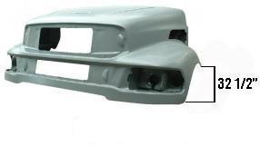 Sterling Acterra New Aftermarket Hood