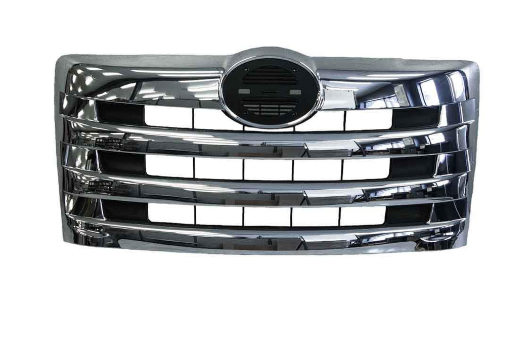 Hino 238, 258, 268, 338 Grill  Newer Model 2011- Up. OEM #53100-E0062 - Big Truck Hoods