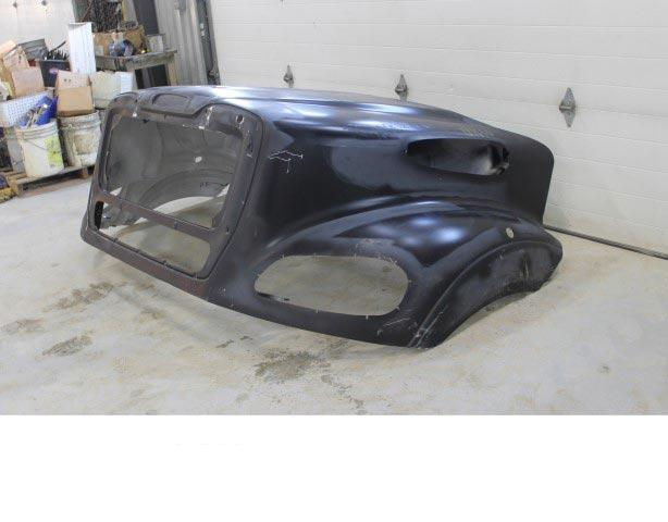 Freightliner M2 112 Hood HD Hwy OEM Take Off