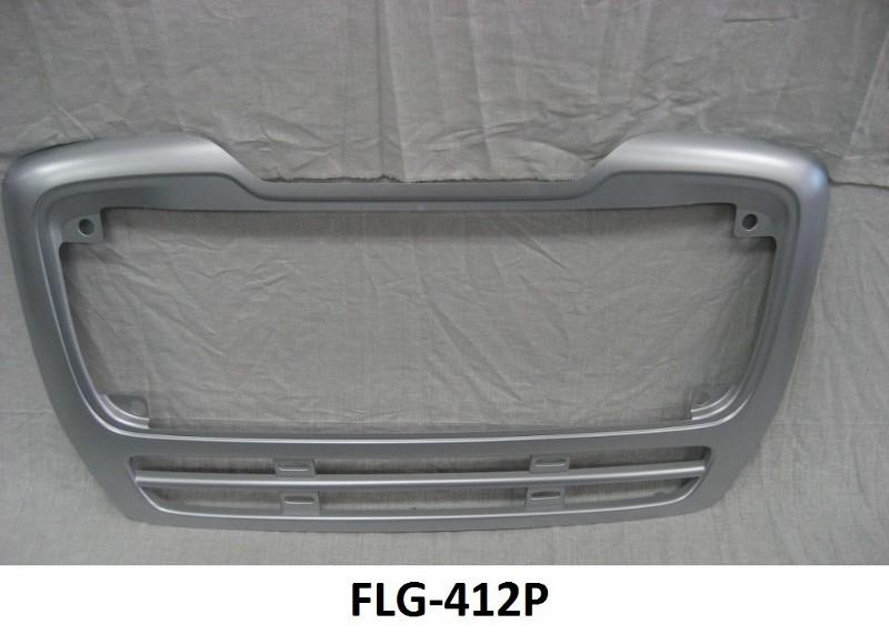 Freightliner M2 112 Grill Painted Includes Attachment Kit - Big Truck Hoods