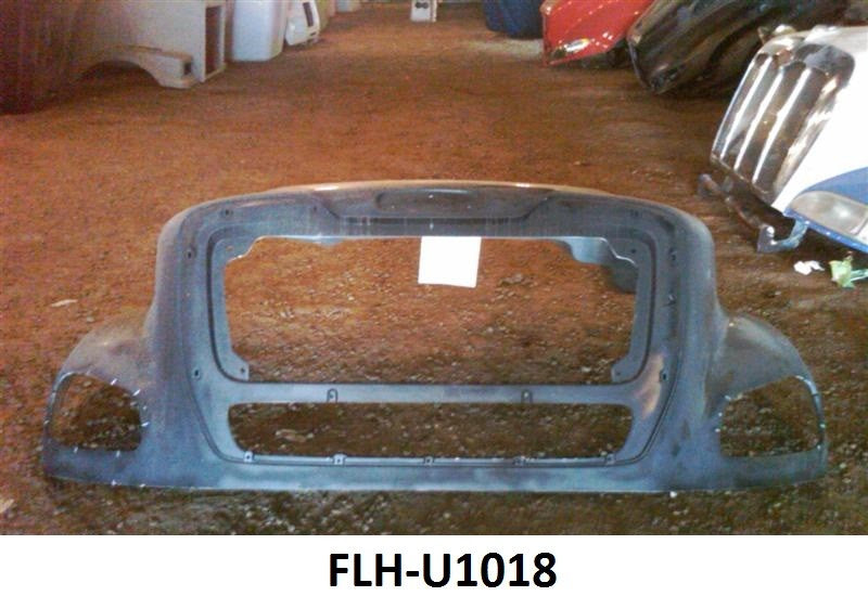 Freightliner M2 112 Hood HD OEM Take Off 1018 - Big Truck Hoods