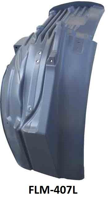 Freightliner M2 Fender Extension Drivers Side - Big Truck Hoods