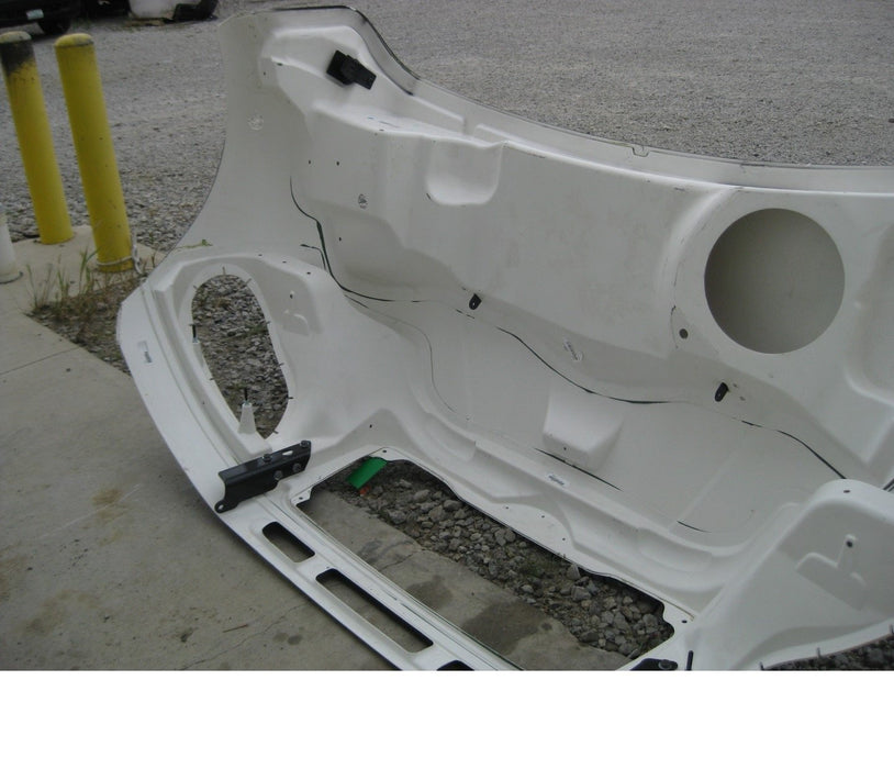 Freightliner M2 106 Hood OEM Take Off - Big Truck Hoods
