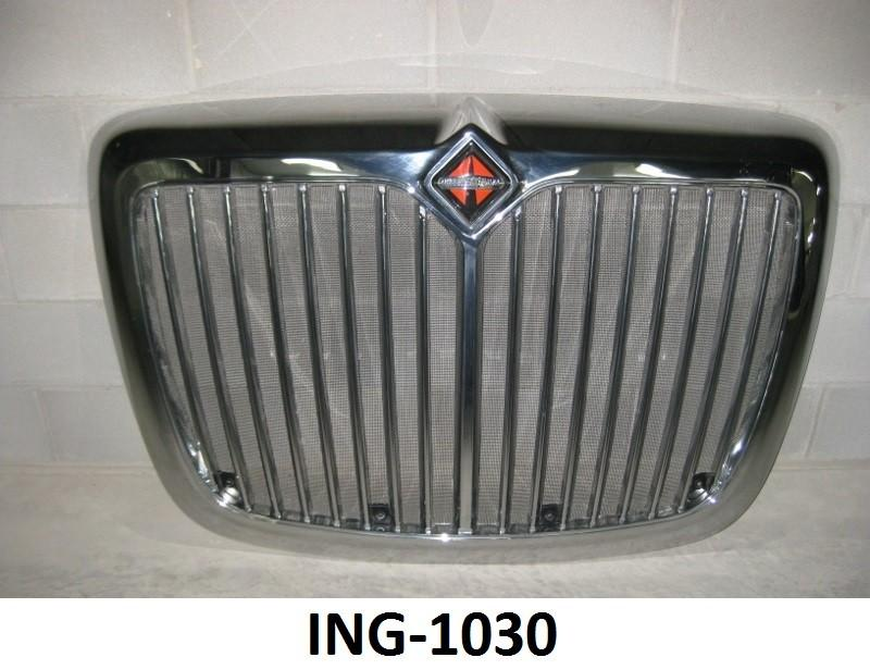 International ProStar Grill Modified Design - Big Truck Hoods