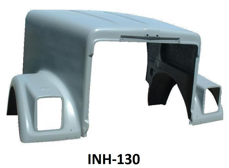 International 9300 / 9370 Hood 1995 and Newer - Big Truck Hoods