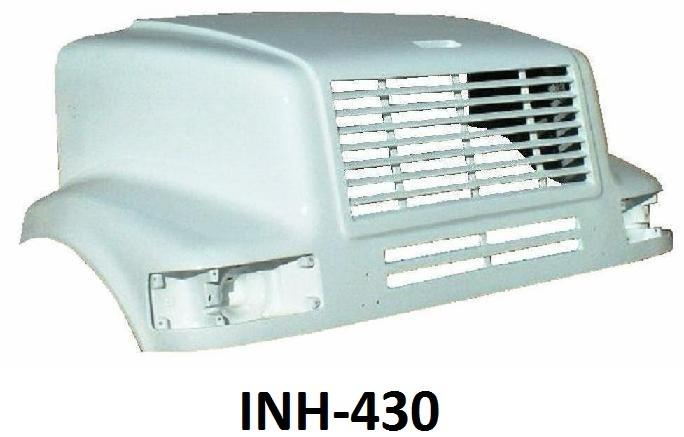 International 7100 / 8100 Hood - Big Truck Hoods