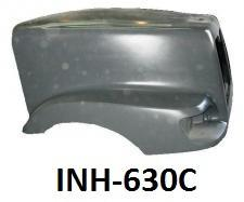 International 9200I Hood - Big Truck Hoods