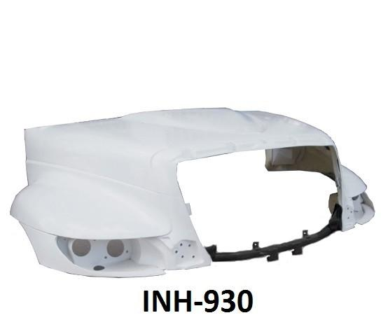 International 4100 / 4200 / 4300 Hood - Big Truck Hoods