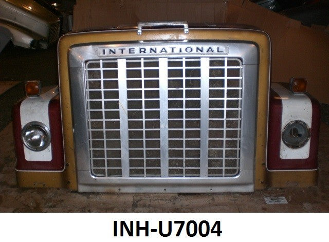 International 4200 Used Hood - Big Truck Hoods