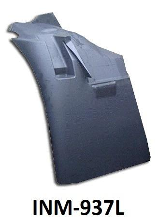 International 4300 Drivers Side Fender Extension - Big Truck Hoods