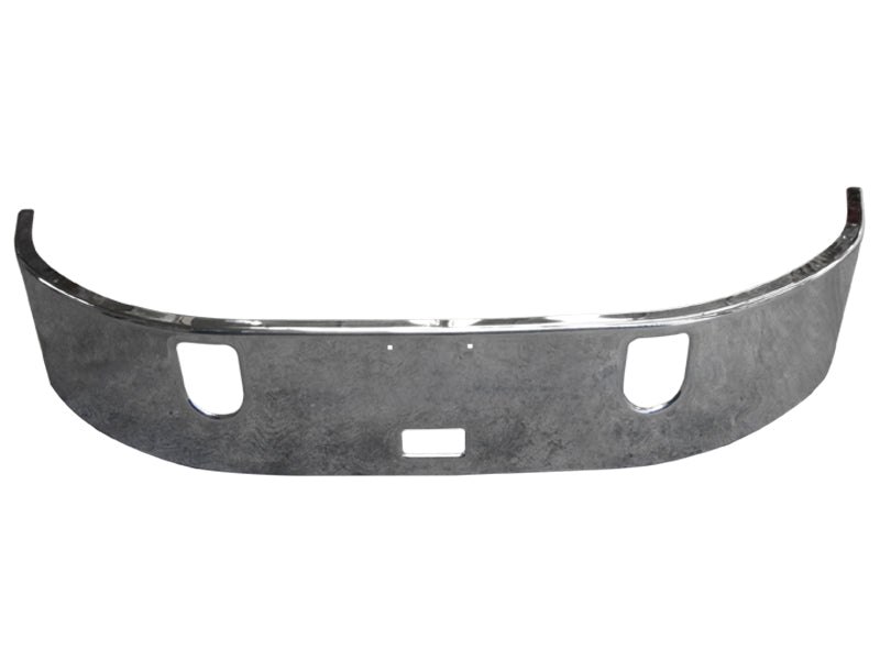 Mack Vision CX Steel Chrome Bumper w/Tow Holes 2002 & Up