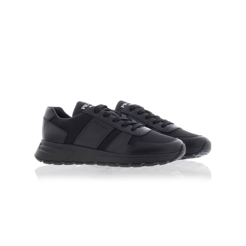 PRADA Trainers - all black