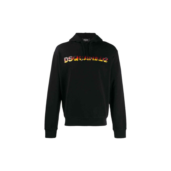 DSQUARED2 Hoodie- Fire Logo