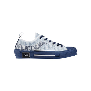 Christian Dior B23 • Navy low trainers