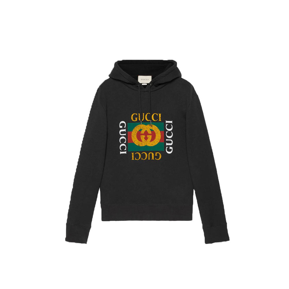 Gucci Hoodie- black red green