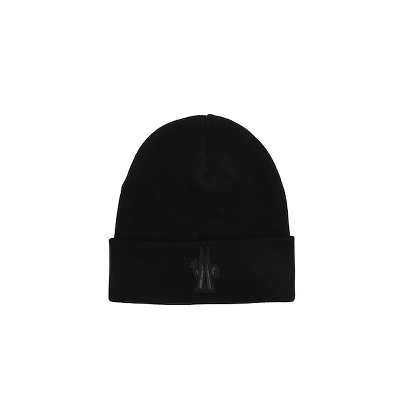 Moncler Beanie - All black