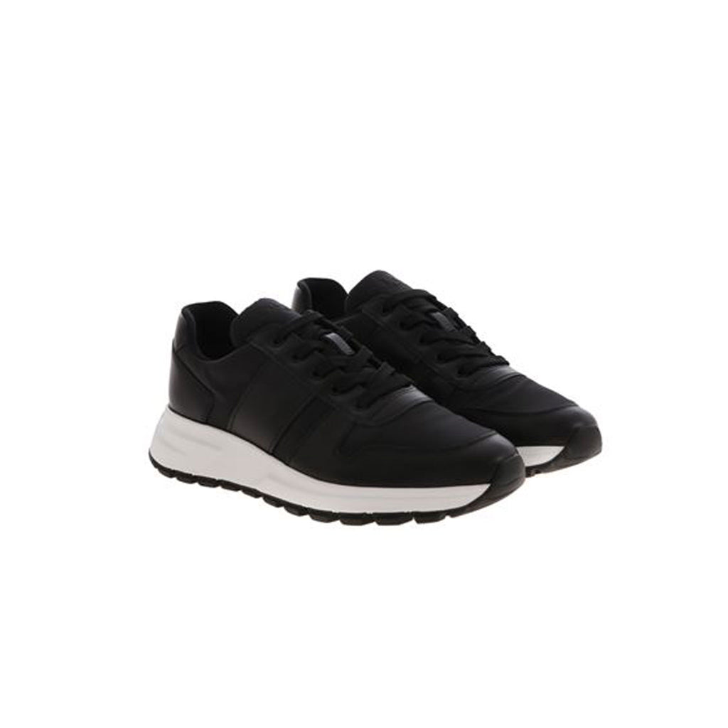 PRADA Trainers - black and white