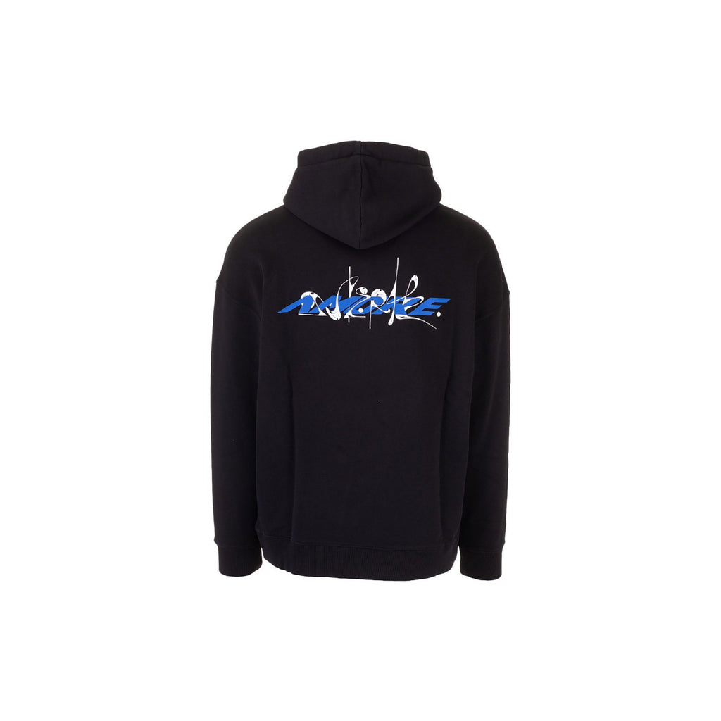 GIVENCHY Hoodie- Black/Blue Paris