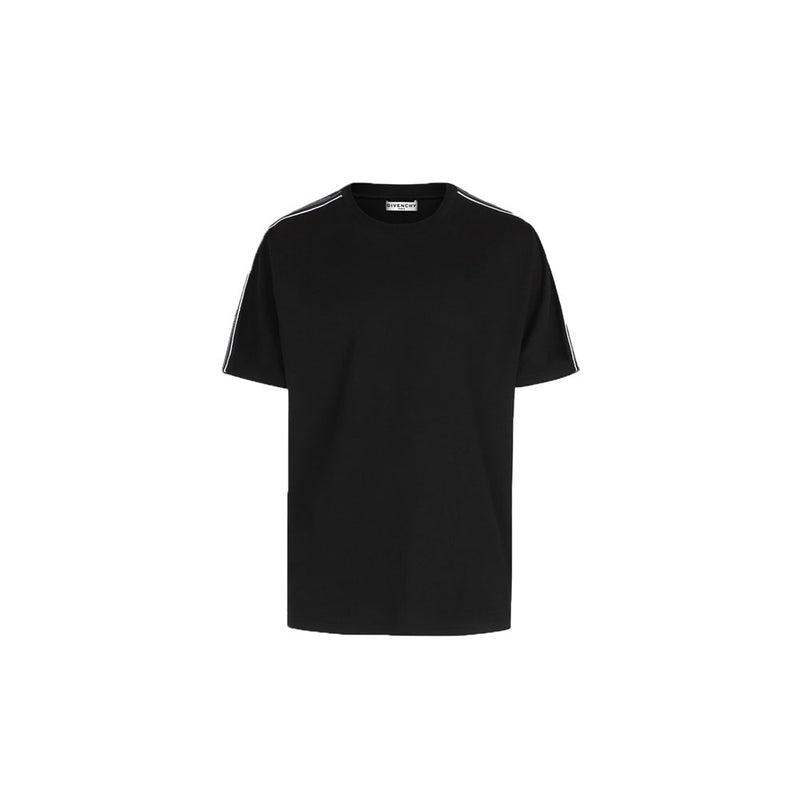 GIVENCHY Tshirt • Black striped shoulders