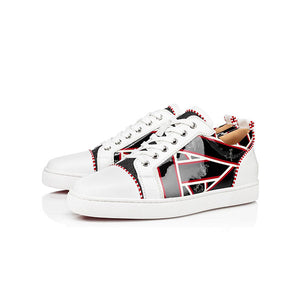 CHRISTIAN LOUBOUTIN - Multi Louis Junior Orlato