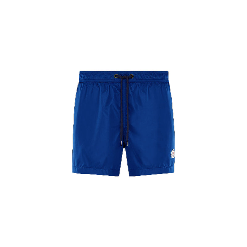 Moncler Camo Swim Short • Blue