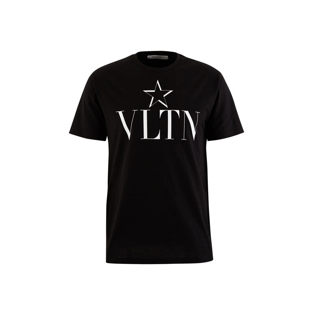 VALENTINO  t shirt • Black VLTN star
