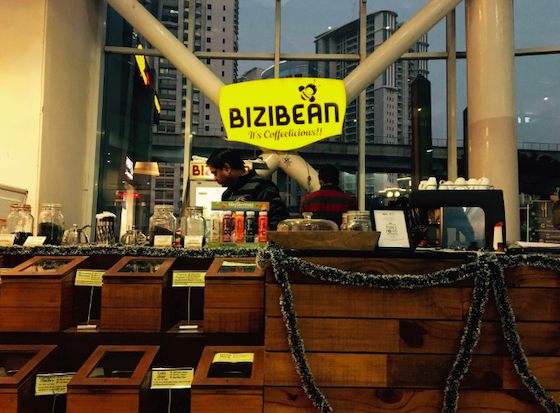 Bizibean is coming to Galleria Market, Gurgaon
