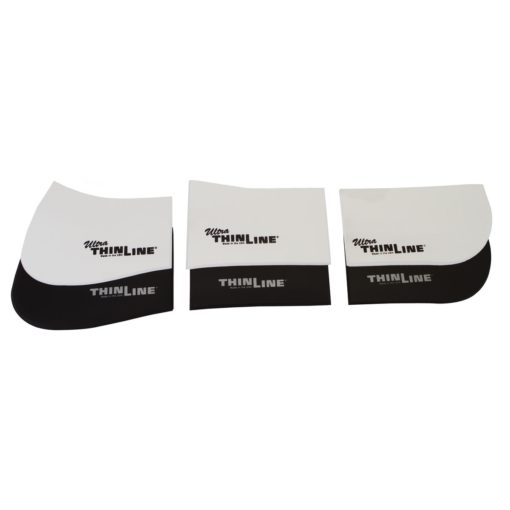ThinLine Shims (Trifecta Half Pad with Sheepskin Rolls)