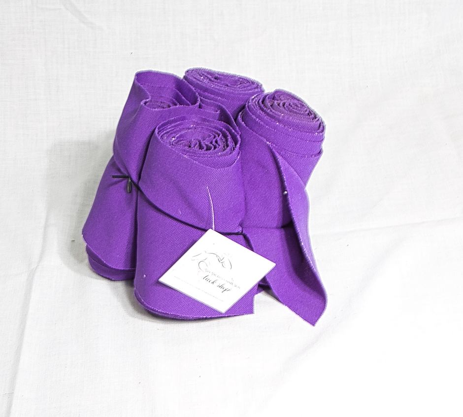 Standing Wraps Purple