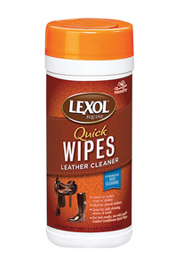 Lexol Cleaner Quick Wipes 25pk