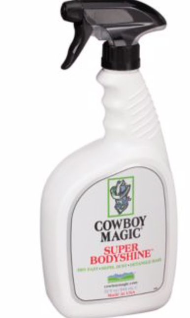 Cowboy magic super shine