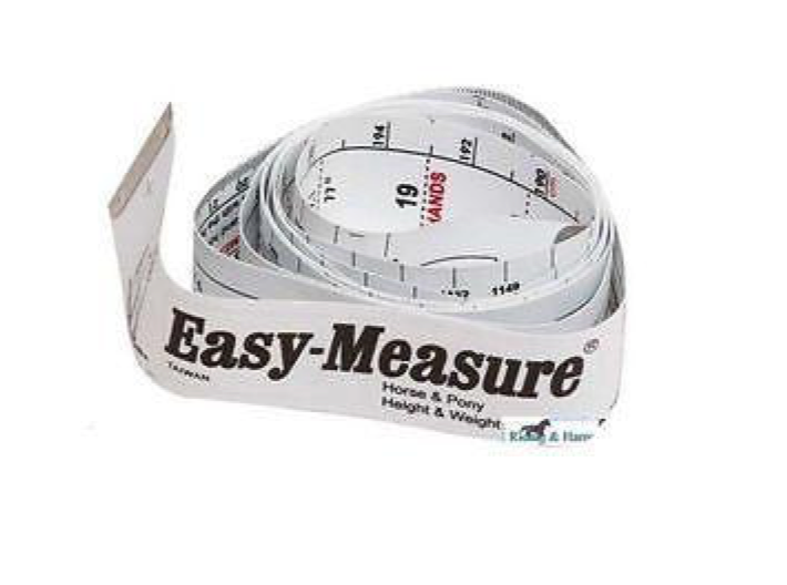 Easy Measure Tape-Height/Weight